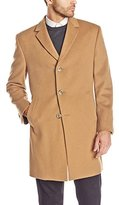 Kenneth Cole New York Men's Reaction Raburn Wool-Blend Top Coat