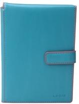 Lodis Audrey Passport Wallet w/ Ticket Flap Checkbook Wallet