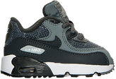 Nike Boys' Toddler Air Max 90 SE Leather Running Shoes
