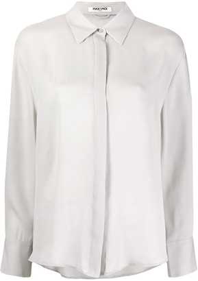 Max & Moi Soie silk blouse