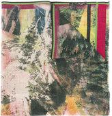 Etro floral print scarf - men - Wool/Yak - One Size