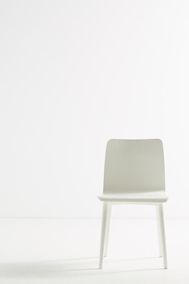 Anthropologie Lovell Chair By in White Size ALL