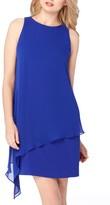 Tahari Women's Asymmetrical A-Line Dress