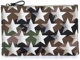 Valentino Garavani Valentino Camustars clutch - men - Leather/Polyamide - One Size
