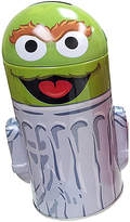 Sesame Street Oscar the Grouch Molded Coin Bank