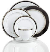 Noritake Dinnerware, Austin Platinum Collection