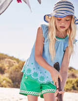 Boden Floaty Woven Top