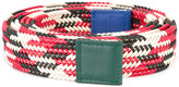 Sofie D'hoore multi striped belt - women - Cotton/Leather - One Size