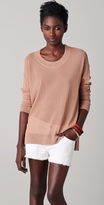 Dkny Scoop Neck Pullover