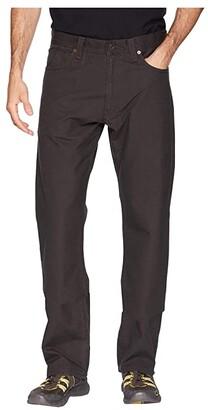 Filson Dry Tin Five-Pocket Pants (Raven) Men's Casual Pants