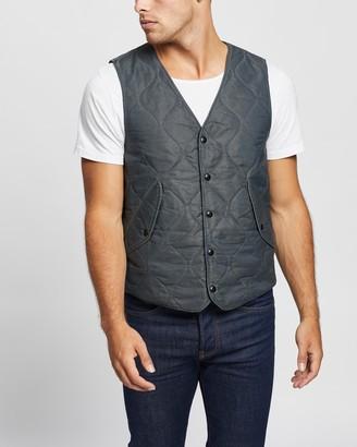 Ralph Lauren RRL Reversible Liner Vest