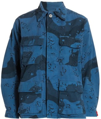 Denimist Surplus Camo Jacket