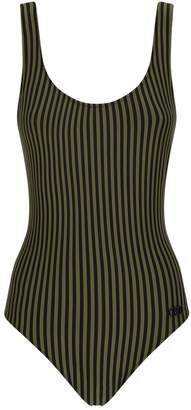 Solid & Striped Anne-Marie Stripe Swimsuit