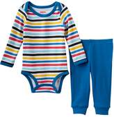 Skip Hop Baby Boy Graphic Bodysuit & Pants Set
