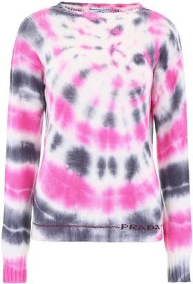 Prada Tie Dye Pullover