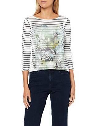 Gerry Weber Casual Women's 170044-436 Long Sleeve Top,8 (Size: )