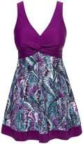 MiYang Women's Shaping Body Swimsuit One-Piece Swimwear Spa Suit Size tag 5XL/UK size XXL(US Size OX 12W)