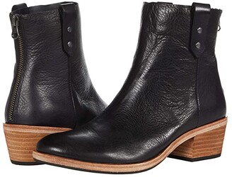 Kork-Ease Kaydin (Black Full Grain) Women's Boots