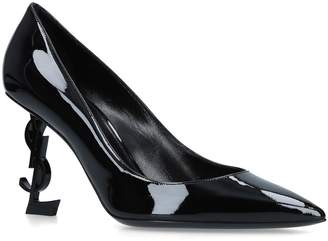 Saint Laurent Patent Opyum Pumps 85