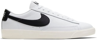 Nike Blazer Low Leather - White/Black