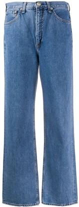 Rag & Bone Ruth straight leg jeans