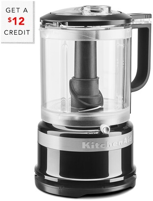 KitchenAid 5-Cup Chopper With Whisking Accessory - Kfc0516ob With $12 Credit