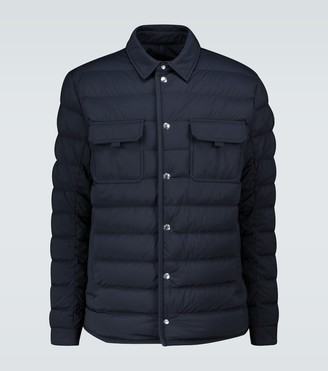 Moncler Zumstein padded jacket
