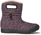 Bogs Women's Cold Weather Boots PRPL - Purple B-Moc Mid Woven Boot - Women