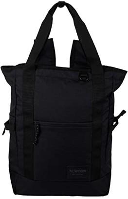 Burton Tote Pack 24L (True Black Triple Ripstop) Backpack Bags