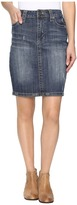 Stetson Pencil Denim Skirt