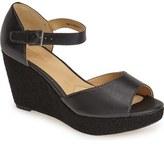 Trotters 'Amber' Wedge Sandal (Women)