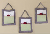 JoJo Designs Sweet Ladybug Parade Collection Wall Hangings