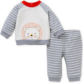 Little Me Baby Boy Lion Sweatshirt Set