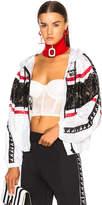 MSGM Diadora Lace Jacket