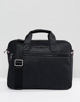 Tommy Hilfiger Laptop Bag In Black