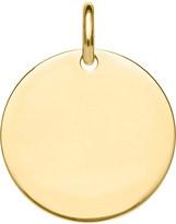 Thomas Sabo Love Coin large engraveable disc pendant