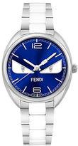 Fendi Momento Bugs Diamond-Accented Watch, F216033004D1