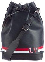 Louis Vuitton Epi Noé Marin Bag