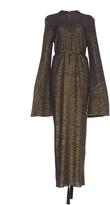 Ellery Gasp Jersey Flute Sleeve Dress