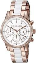 Michael Kors Women's Ritz -Tone Watch MK6324