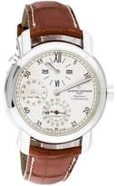 Vacheron Constantin Dual Time Regulator Watch