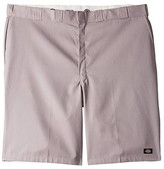 Dickies 13 Multi-Use Pocket Work Short Extended Waist Sizes (Silver Green) Men's Shorts