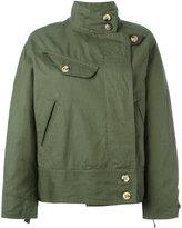 Etoile Isabel Marant Ira jacket - women - Cotton - 36