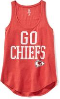 Old Navy Relaxed NFL® Scoop-Neck Graphic Tank for Women