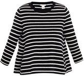 Demy Lee Rory stripe sweater
