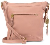 The Sak Collective Tahoe North South Leather Crossbody Bag