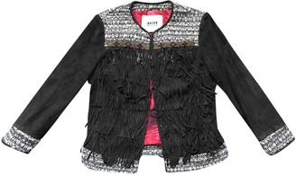 Bazar Deluxe Grey Suede Leather jackets