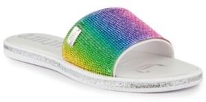 Juicy Couture Women's Yummy Sandal Slides Women's Shoes