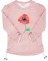 Sunuva Kids' Striped Poppy Rashguard