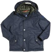 North Sails Rubberized Nylon Ripstop Padded Jacket